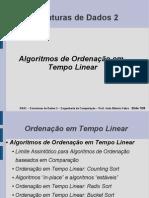 Ordenacao Linear