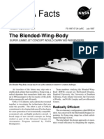 NASA Facts the Blended-Wing-Body