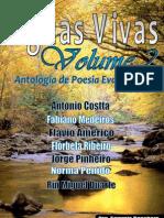 AGUAS VIVAS 2 Antologia Poesia Evangelic A