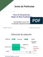 Juan Abel Barrio - Detectores de Particulas Tecnicas