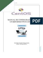 Manual de Configuración de FTP