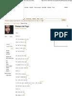 Cifra Club _ PÁSSARO DE FOGO - Paula Fernandes _(cifra com vídeo-aula_)