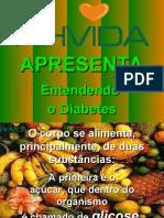 ENTENDENDO A DIABETES