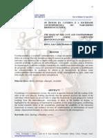 OS ÍDOLOS DA CAVERNA E A SOCIEDADE CONTEMPORÂNEA DO NARCISISMO BIOPSICOCULTURAL