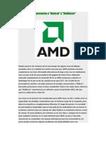 AMD Presenta A