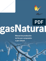 Manual de Producción de Frio por Compresion a Gas Natural