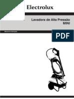 Lavadora Wap Mini - Manual