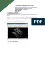 Tutorial Memasukan Material Property Baja Ringan Di SAP 2000