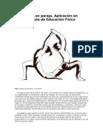 Material Informativo e Ilustrado de Yoga Duplas