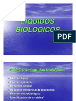 Bioquimica Liquidos CorporaLes Dra Leon