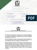 Normas Del Instituto Mexicano Del Seguro Social