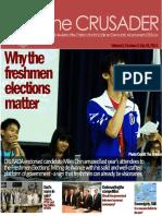 The Crusader - July 18, 2011 (Vol. 2, No. 2)