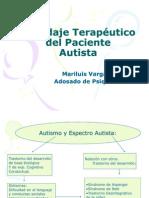 Abordaje Terapéutico del Paciente Autista