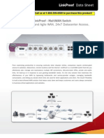Linkproof Datasheet