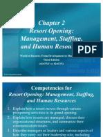 Chapter 2 Resort Openings