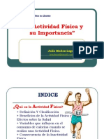 Import an CIA Act Fisica