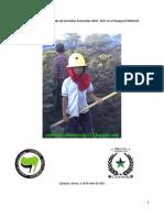 Balance de la Temporada de Incendios Forestales 2010 -2011 en El Bosque El Nixticuil