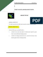 Unit 4 ( DESIGN OF RECTANGULAR BEAM SECTIONS )