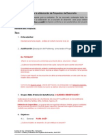 Guía  Proyectos de Desarrollo[1]