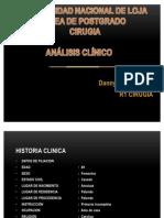 Caso Clinico Absceso Renal