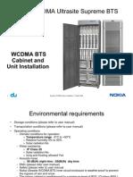 Nokia WCDMA Ultrasite Supreme Indoor