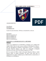 Guia Liga Adelante Huesca