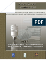 Manual Tecnico de Iluminacion PDF