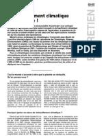 Dossier Leroux Climat
