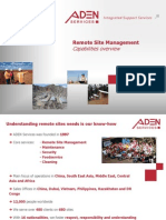 2011 ADEN Services Remote Site Management GB