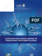 Guidebook for OI on FDI