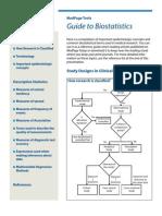 Medpage Guide to Bio Statistics