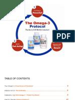 Omega 3 Protocol