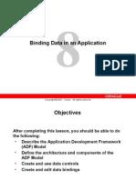 08_Binding Data in an Application