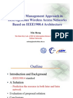 3.2 Resource Management Approach in Heterogeneous Wireless Access Networksv1