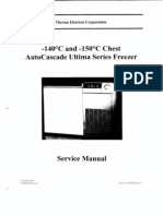 Thermo ULT Series Service Manual
