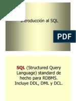 Introduccion Al SQL