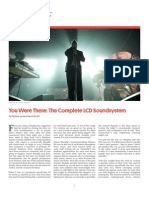Pitchfork You Were There TheCompleteLCDSoundsystem