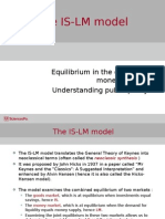 Week 6 the is-LM Model