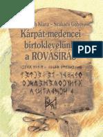 Friedrich Klara Szakacs Gabor - Karpat-Medencei Birtoklevelunk a Rovasiras