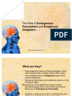 13916184 AQA ALevel Psychology PYA4 Endogenous Pacemakers and Exogenous Zeitgebers(1)