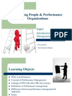 Managing People and Performance in ion
