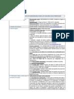 Nota Informativa Previa Estandarizada Para Los Seguros Multiriesgos