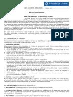 Condiciones Generales Seguro r.c.cazador C004_0703