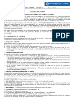Condiciones Generales Seguro r.c.general C004_0703