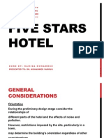 Five Stars Hotel- Hamida