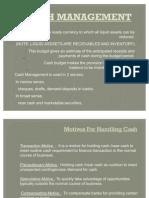 Cash Management (2)