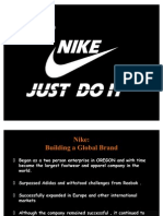 nike our