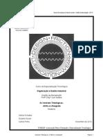 Relatório Variáveis Tribológicas