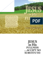 Jesus in His Fullness