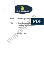 Prepking EE0-602 Exam Questions